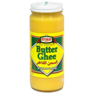 Ziyad Butter Ghee, 16 Ounce - 6 Per Case.