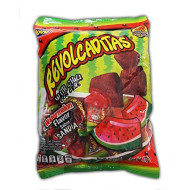 Jovy Revolcaditas With Chili Watermelon Flavor | 6Oz Bag | Mexican Candy