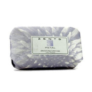 Zents Bar Soap, Moisturizing Triple Milled Shea Butter Soap Bar (Petal)