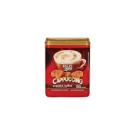 Hills Brothers English Toffee Cappuccino Drink Mix (2 Pack) 16 Oz
