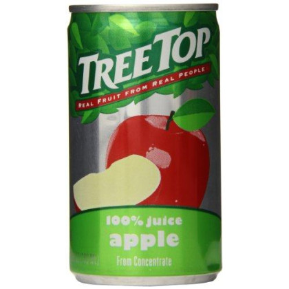 Tree Top Apple Juice, 5.5 Ounce (Pack of 24)