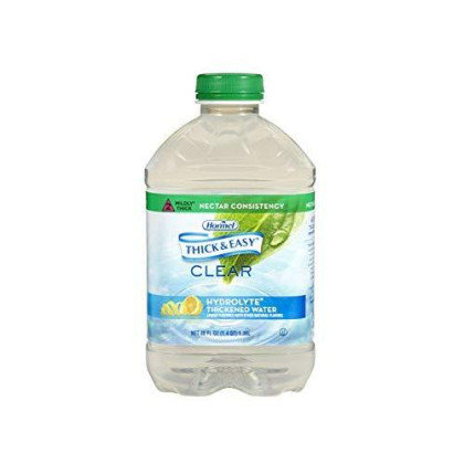 Thick & Easy Thickened Clear Hydrolite, Nectar Consistancy, 46 Ounce