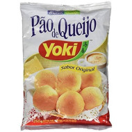 Yoki - Cheese Bread Mix - 8.82 Oz (Pack Of 04) | Mistura P/ P