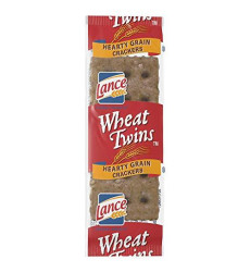 Lance Wheat Crackers, Wheat Twins Single Serve, 500 Count