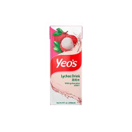 Yeo'S Lychee Drink (24 Pack)