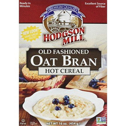 Hodgson Mill Oat Bran Hot Cereal - 16 oz