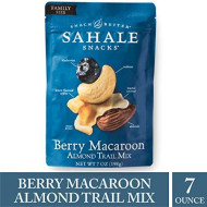 Sahale Snacks Berry Macaroon Almond Trail Mix, 7 Ounces