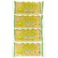 Uncle Al'S Lemon Stage Plank Cookie 12 Pk.