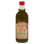 Rustico Di Casa Asaro Unfiltered First Cold Pressed Extra Virgin Olive Oil 33.8 Oz (Pack Of 1)
