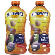 Sunsweet Prune Juice With Pulp - 64 Oz - 2 Pk