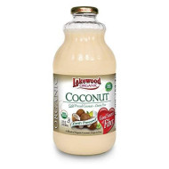 Lakewood Organic Coconut Juice, 6 Count (Pack Of 6)
