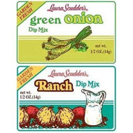Laura Scudder'S Green Onion & Ranch Dip Mixes (Pack Of 12)