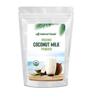 Z Natural Foods Organic Coconut Milk Powder - All Natural Creamer