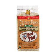 Bob's Red Mill Organic Gluten Free Creamy Buckwheat Hot Cereal, 18-ounce