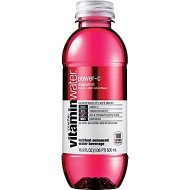 Vitamin Water Power C- Dragonfruit 16.9 Oz (12 Pack)