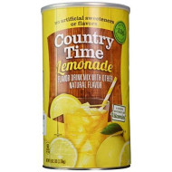 Country Time Lemonade - Makes 34 Quarts