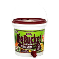 Master Of Mixes Big Bucket Margarita Mix, 96 Ounce