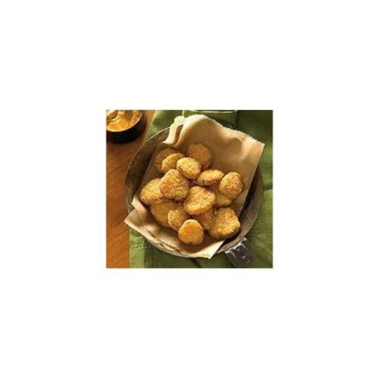 Harvest Creations Sweet And Spicy Breaded Pickle Chips, 2.5 Pound -- 4 Per Case.