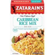 Zatarain'S, New Orleans Style, Caribbean Rice Mix, 6Oz Box (Pack Of 6)