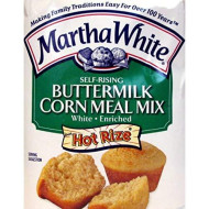 Martha White Self-Rising Buttermilk Corn Meal Mix (Pack Of 2) 2 Pound Bags