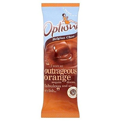Options Outrageous Orange Instant Hot Chocolate Drink (11G)