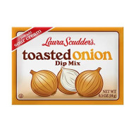 Laura Scudder's Toasted Onion Dry Dip Mix, 0.5 oz. (12pk)