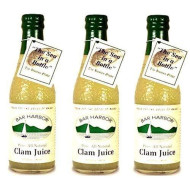 Bar Harbour Clam Juice,  8 Oz 3 Pack