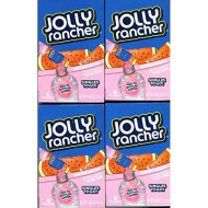 Jolly Rancher Watermelon Singles To Go (4 Boxes Of 6 Packets Each Box)