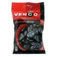 Venco Coin Shaped Licorice 5.9 Oz (Pack Of 2)