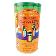 TRADER JOE'S FAIR TRADE ORGANIC BOLIVIAN BLEND 14oz