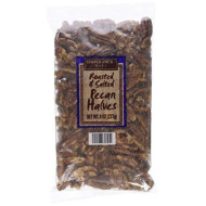 Trader Joe'S Roasted & Salted Pecan Halves (8 Oz)