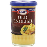 Kraft Cheese Spread, Old English 5 Oz (Pack of 4)