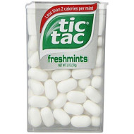 Tic Tac Freshmint, 1-Ounce Package