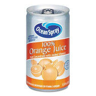 Ocs20453 - Ocean Spray 100% Juice
