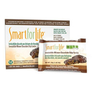 Smart for Life Chocolate Protein Cookies - Irresistible Winner High Protein Cookie Diet - 36 Count - Meal Replacement - On-the-Go Snack - Low Calorie Super High Fiber Cookies - Protein Snack