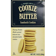 Trader Joe'S Cookie Butter Sandwich Cookies