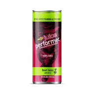 Juice Performer Beet Juice With B12 8.4 Fl. Oz. Can (12 Pack)