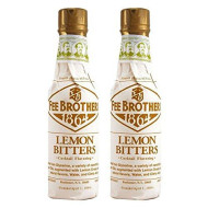 Fee Brothers Lemon Cocktail Bitters - 5 Oz - 2 Pack