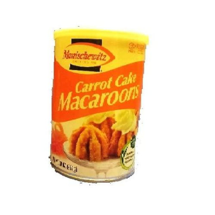 Manischewitz Carrot Cake Macaroons, 10 Once, Kosher For Passover