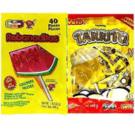 Vero Tarrito And Rebanaditas Paletas Bundle
