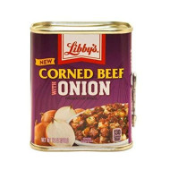 Libby'S Corned Beef With Onion (Pack Of 3)