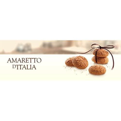 Matilde Vicenzi Classic Italian Amaretti 7.05 Ounces - Pack Of 5