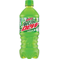 Mountain Dew Diet Soda, 20 Ounce (Pack Of 24)