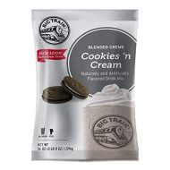 Big Train Blended Creme Mix, Cookies 'N Cream, 3.5 Pound