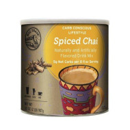 Big Train Carb Conscious Drink Mix Spiced Chai 2 Lb (1 Count) Low Carb Powdered Instant Chai Tea Latte Mix, Spiced Black Tea With Milk, For Home, Cafe, Coffee Shop, Restaurant Use