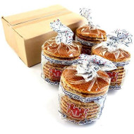 40 Count 100% Butter Syrupwafers (Stroopwafels 100% Butter) In Frustration Free Packaging