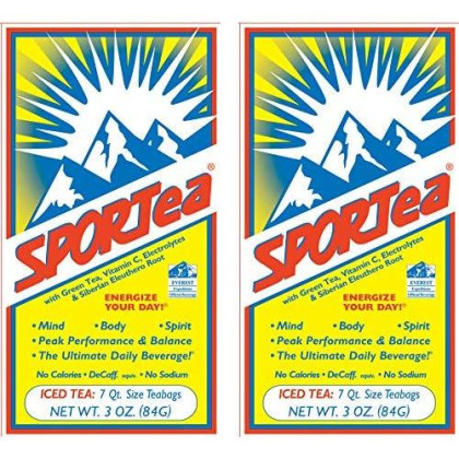 Sportea(R) Iced: 7 Qt Size Bags/Box Pack Of 2