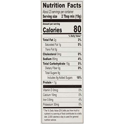 Krusteaz Bakery Style Cookie Mix, Triple Chocolate Chunk, 15.5-Ounce Boxes (Pack of 12)