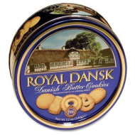 KLS40635 - Campbells Kelsen Group Danish Butter Cookies