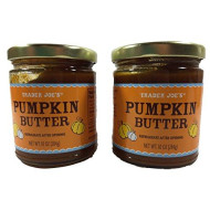 Trader Joe'S Pumpkin Butter, 2 Jars, 10 Ounces Each